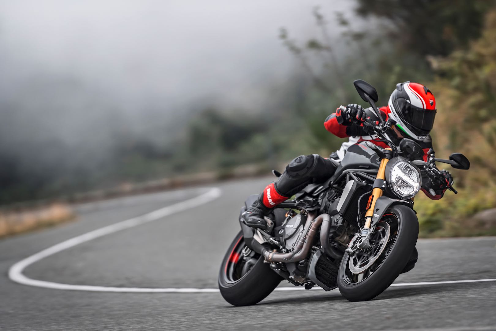 La Nouvelle Ducati Monster 2017, The Roadster ?